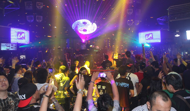Diskotik Club Kowloon Surabaya