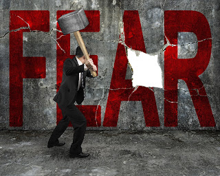 Get rid of your fear