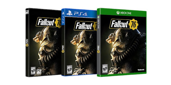Fallout 76 discounted on PS4, Xbox and PC