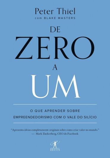 De Zero a UM de Peter Thiel