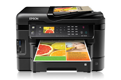 Download Driver Epson WorkForce WF-3530DTWF