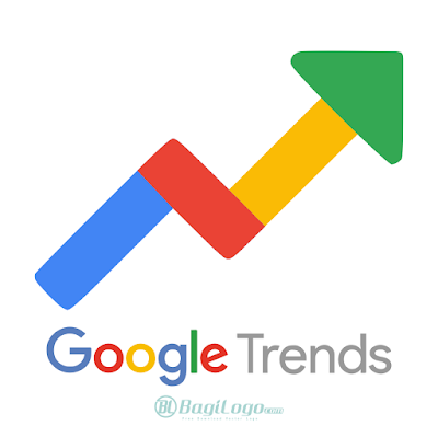 Google Trends Logo Vector