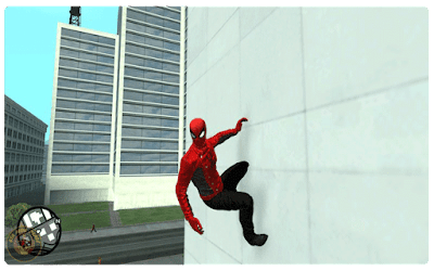 gta san andreas spiderman mod download apunkagames