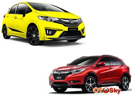 Gambar Mobil Honda