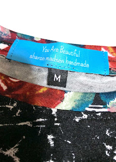 You Are Beautifu: Sharon Madsen Handmade clothing label