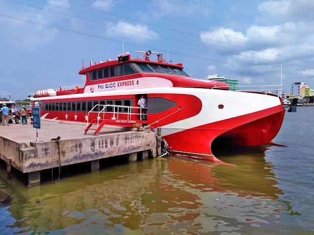phu quoc ferry vietnam