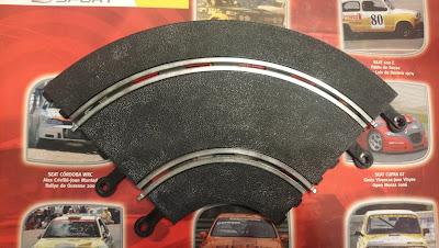 Curva Interior Doble PT/56 Hornby Scalextric