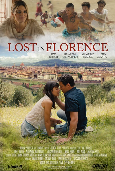 Film Lost in Florence 2017 Bioskop