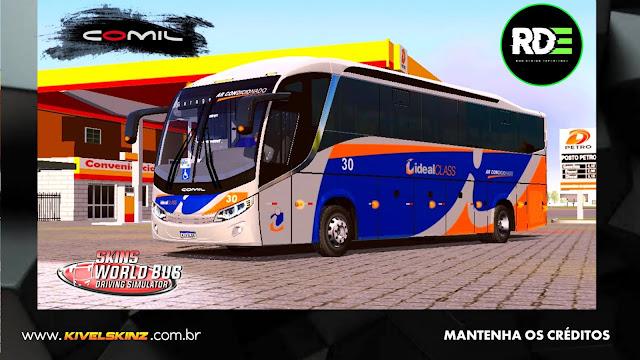 COMIL 1200 4X2 - VIAÇÃO IDEAL