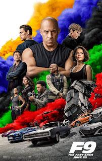 Fast & Furious 9 [2021] [DVDR] [NTSC] [Latino] [2 IN 1]