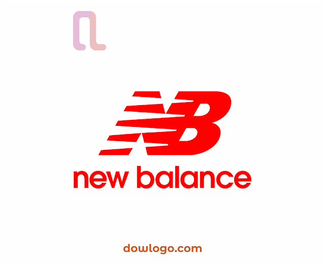 Logo New Balance Vector Format CDR, PNG