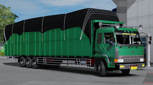 Download Mod Truck Fuso The great (Tribal v4)