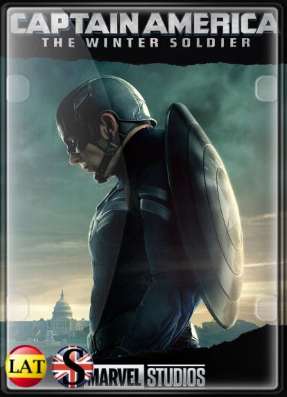 Capitán América: El Soldado del Invierno (2014) FULL HD 1080P LATINO/INGLES