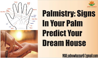 Palmistry: Signs In Your Palm Predict Your Dream House