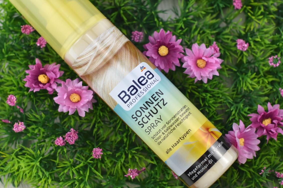Unboxing und Inhalt beautypress News Box Juni 2019 - Balea - Sonnenschutz Spray Haare