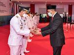 Enam Kepala Daerah di NTB hasil Pilkada Serentak 2020 dilantik
