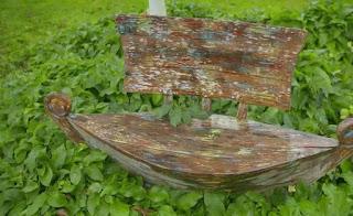 Boat shape seating