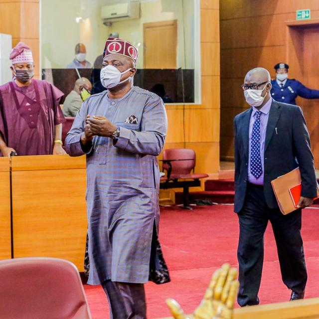 Obasa Congratulates Buhari, Sanwo-Olu On Their Fifth And First Year In Office