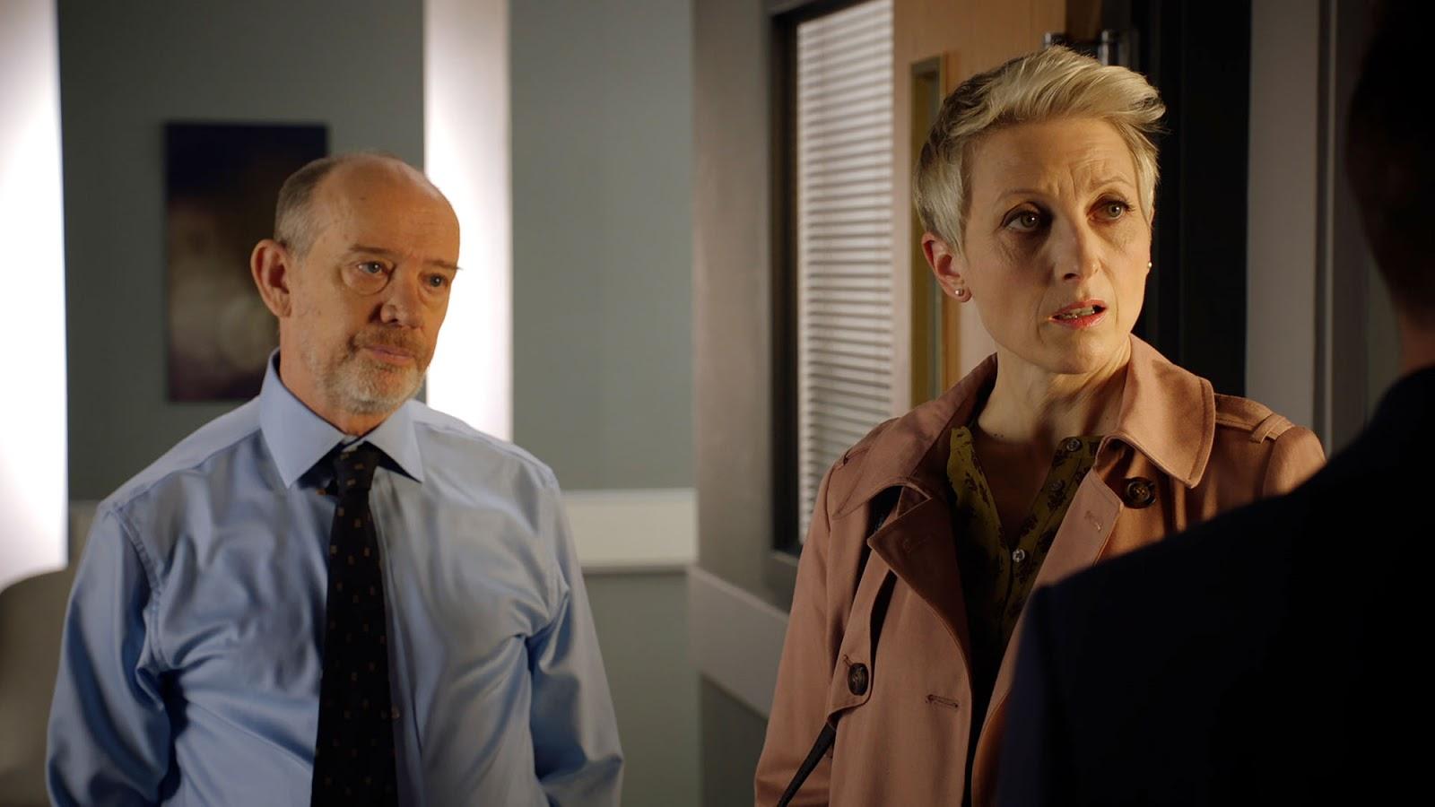 Holby City series 20 episode 26 'Fallen Idol'