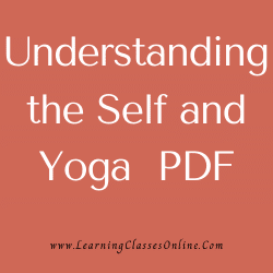 Understanding the Self and Yoga PDF download free in English Medium Language for B.Ed and all courses students, college, universities, and teachers