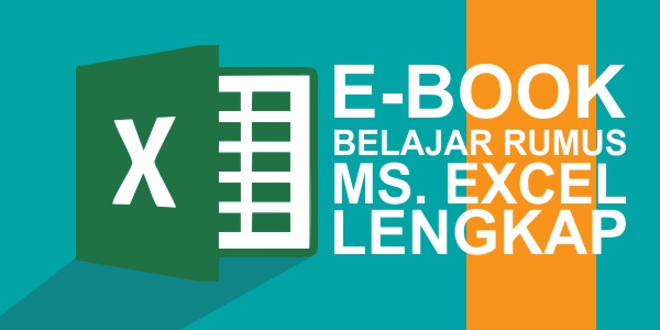 Belajar Excel Dengan e-Book Rumus Microsoft Excel