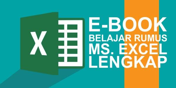 Ebook Cara Cepat Belajar Microsoft Excel 2007