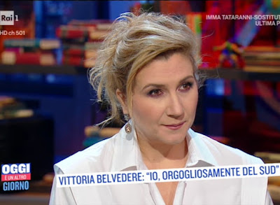 Serena Bortone foto 27 ottobre