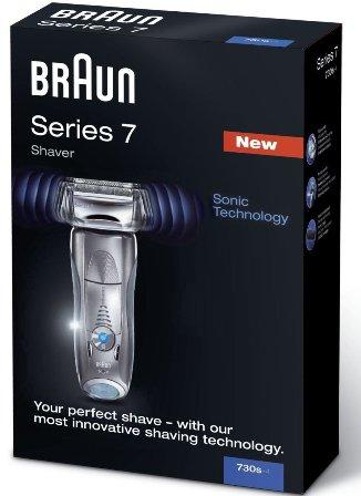 Afeitadoras Braun Series 7
