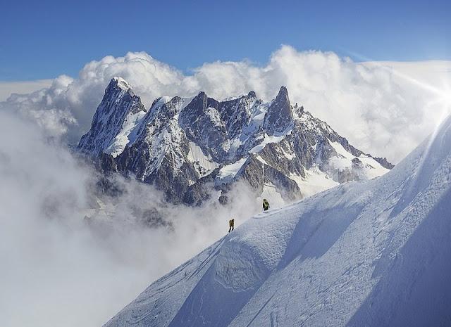 Ngắm vẻ đẹp dãy núi Alps dài nhất Châu Âu 4