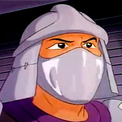 Las Tortugas Ninja - Shredder