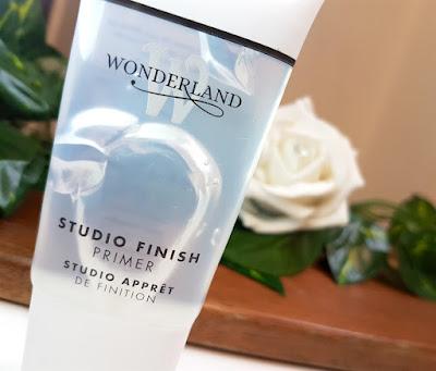 Wonderland Makeup Studio Finish Primer