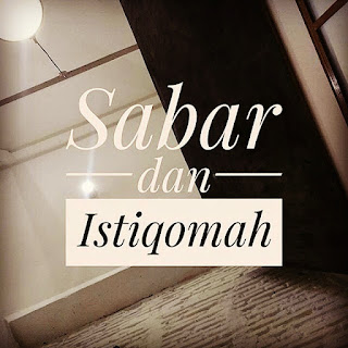 Sabar Istiqomah
