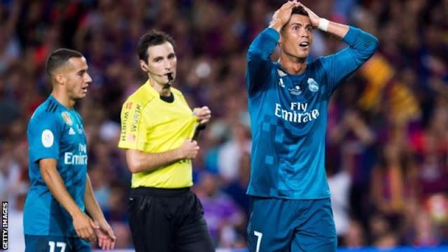 NÓNG: C.Ronaldo lĩnh án phạt cực nặng