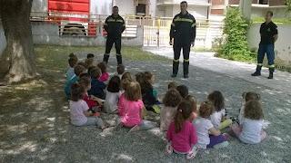 Δήμος Κατερίνης – Ο.Π.Π.Α.Π., σε συνεργασία με την Πυροσβεστική Υπηρεσία Κατερίνης: Το προσωπικό των Δημοτικών Παιδικών Σταθμών εκπαιδεύεται σε θέματα πυρασφάλειας & πυροπροστασίας