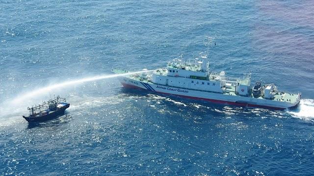 Újabb észak-koreai orvhalászokat fogott el orosz parti őrség a Japán-tengeren