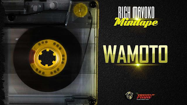 "Rich Mavoko ""Wamoto"""