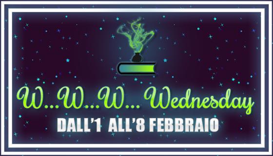 W...W...W... Wednesdays #23