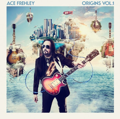 Ace Frehley - Origins Vol. 1 - cover album