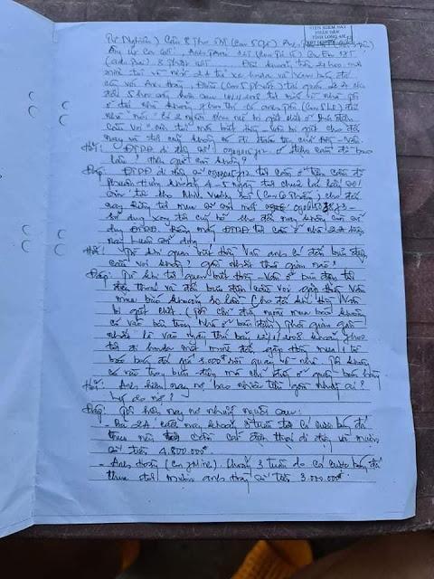 Hồ Duy Hải có bằng chứng hoàn toàn vô tội