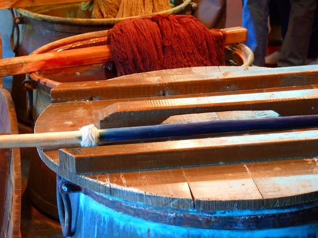 Proses Pencelupan (Dyeing) Pada Kain Kaos