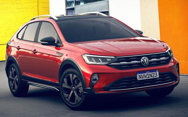 Novo VW Nivus 2021 - Preço
