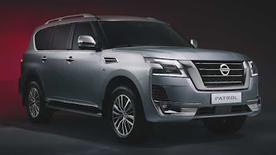 2020 Nissan Patrol Review, Specs, Price