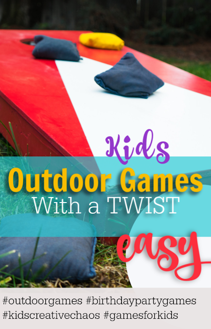 What are Good Outdoor Games to Play?