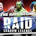 Hour 1 of RAID SHADOW LEGENDS on PC! The RAID Begins!