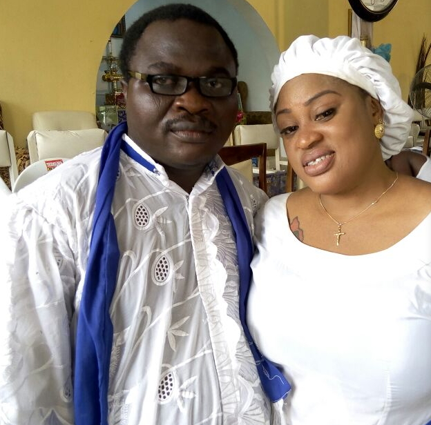 nollywood actor white garment pastor