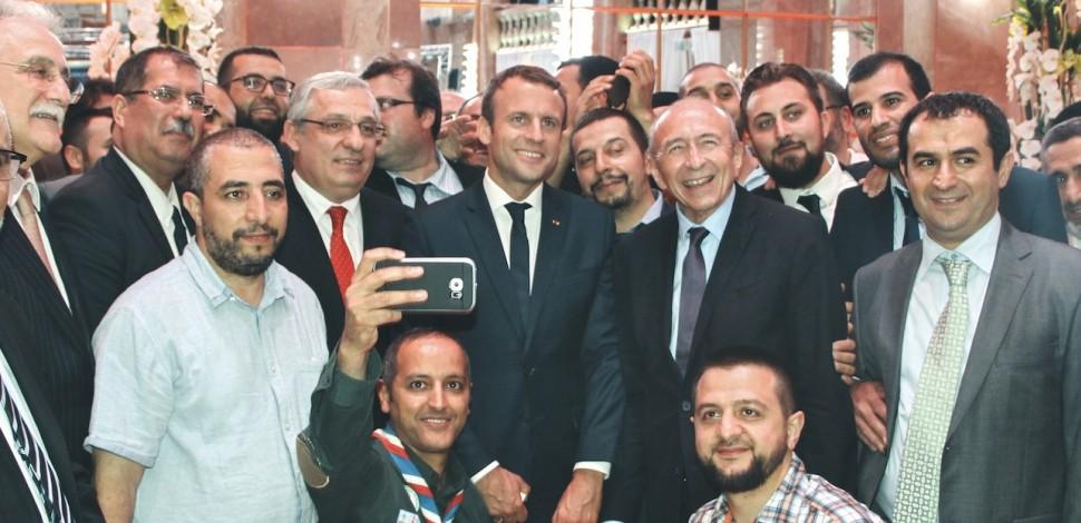 LREM : Le pacte faustien de Macron avec l'islam de France