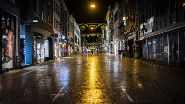 هولندا تتجه أكثر نحو فرض حظر التجوال للحد من انتشار كورونا