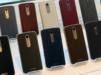 Motorola Droid Verizon launches two new mechanical
