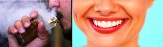 sigaretta elettronica e cavo orale