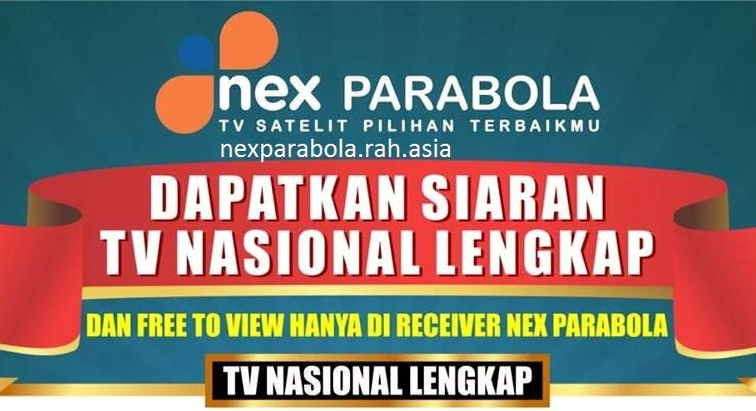 Daftar Channel TV Nasional